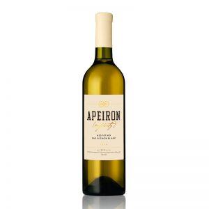 Apeiron White Assyrtiko Sauvignon Blanc, White Dry Wine, 750ML