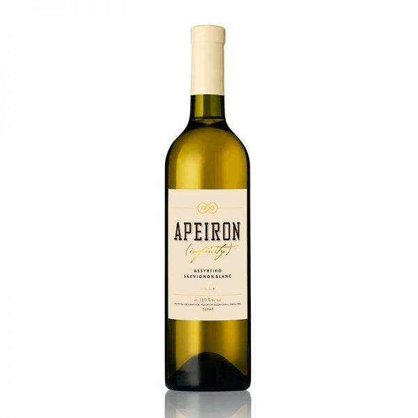 Apeiron White Assyrtiko Sauvignon Blanc, 750ML