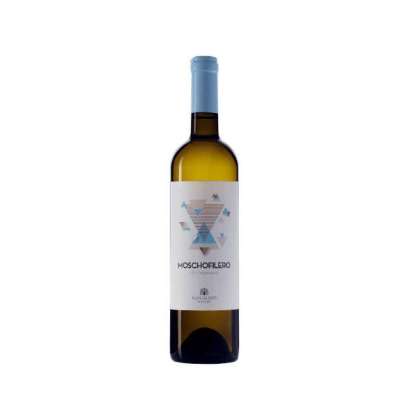 Moschofilero Kanakaris, White Dry Wine, 750ML