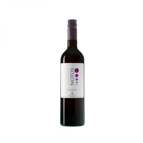 Red Semi-Dry Wine 2lt