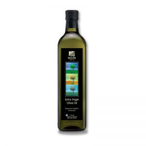 Sellas Extra Virgin Olive Oil Glass Bottle 1lt