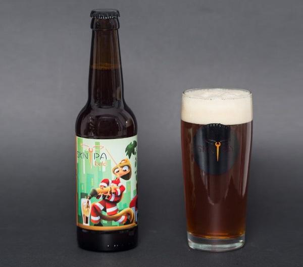 Sknipa Bold IPA Beer 330ml