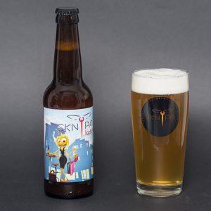 Sknipa Lady Saison Beer 330ml