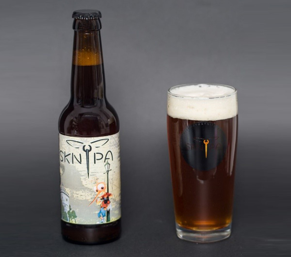 Sknipa Strong Ale Beer 330ml