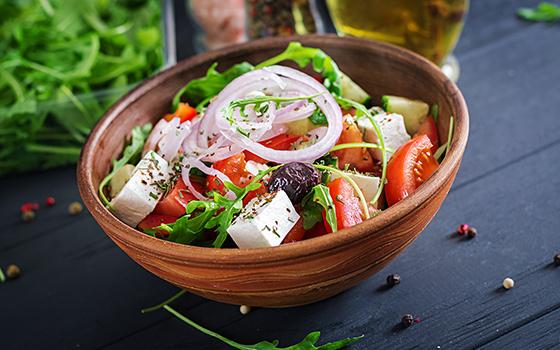 Helexo Greek Salat
