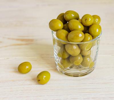 Helexo Olive Jar