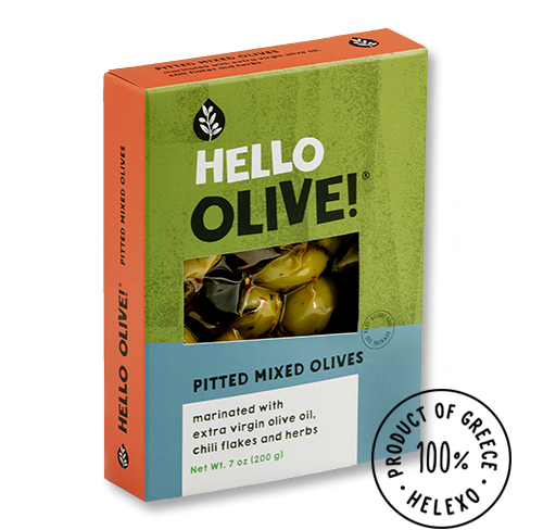 Hello olive pitted mixed
