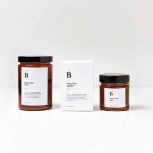 Bee Naturales Organic Pine Honey